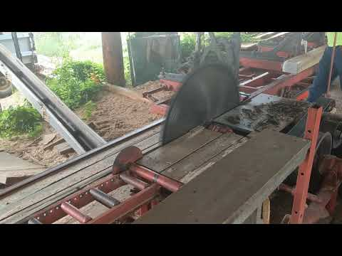 Milling Black Walnut