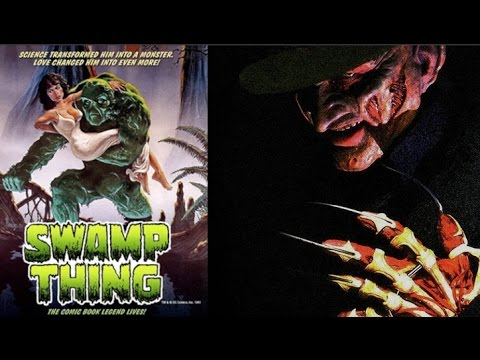 My Bloody Craventine - Swamp Thing (1982) Movie Review