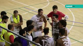 Calafell esportiu: Futbol sala 15/01/2017   Platense Segur de Calafell CE 4-4 San Sadurní FS