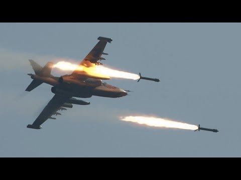 Российская авиация атаковала колонну турецкой армии под Алеппо: СМИ сообщили,