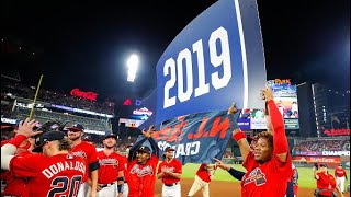 2019 Atlanta Braves Funny Moments