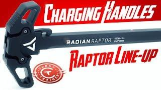 Best AR-15 Charging Handle, Full Radian Raptor Line-up | Episode #67