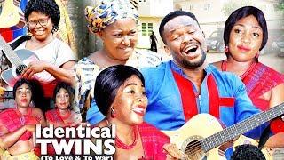 IDENTICAL TWINS SEASON 4 {NEW MOVIE} -ZUBBY MICHEAL|2020 LATEST MOVIE|LATEST NIGERIAN NOLLYWOOD MOVI