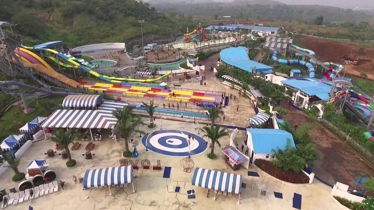 Adlabs Aquamagica mumbai water parks