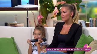 Nem semmi: Ez Hódi Pamela új hobbija! - tv2.hu/fem3cafe