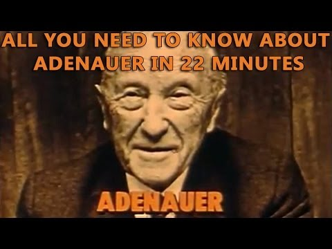 Adenauer - Germany Reborn
