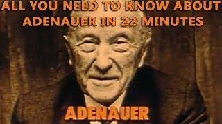 Adenauer - Germany Reborn