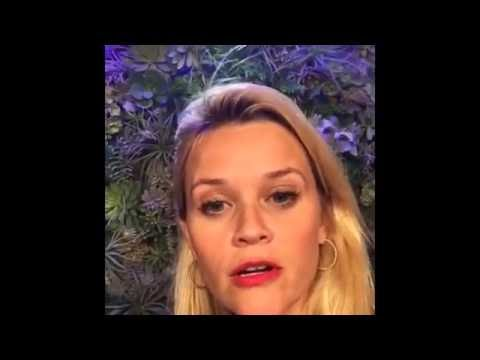 Reese Witherspoon 'thinking about' making Legally Blonde 3 - Full Facebook Live (25.08.2016)
