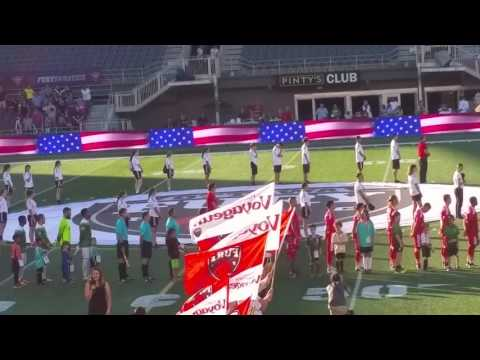 Ottawa Fury with Gloucester Dragons