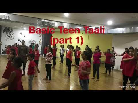 Gujarati garbaTeen taali part 1JDA 2018