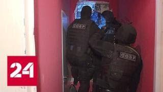 Облава на казино: хозяева игорного клуба сбежали через потайную дверь - Россия 24