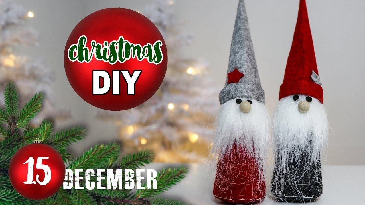 DIY NISSE ~ 15. december