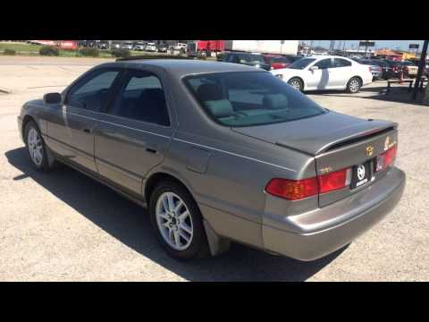 2000 Toyota Camry - YouTube
