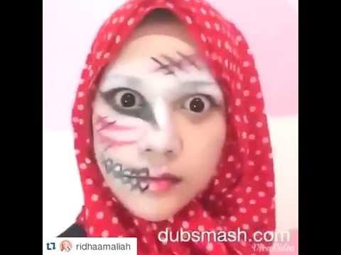 Funny Dubsmash - Muka Jelek Jadi Cantik Atau Tampan dan ...