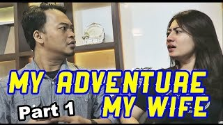 Apriliano Yudha - Kompilasi video instagram (My Adventure my Wife) PART I
