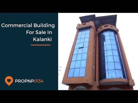 Commercial building for Sale at Kalanki Kathmandu (Real Estate in Nepal)