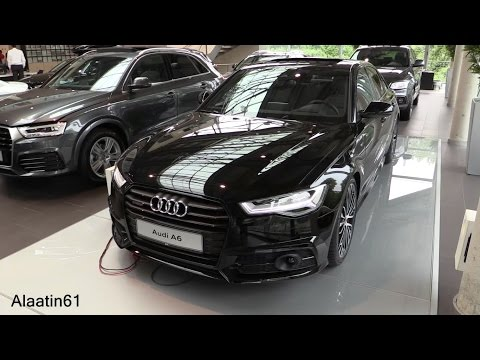 2017 Audi A6 BiTDI In Depth Review Interior Exterior