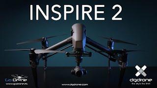 INSPIRE 2. UNBOXING EN ESPAÑOL