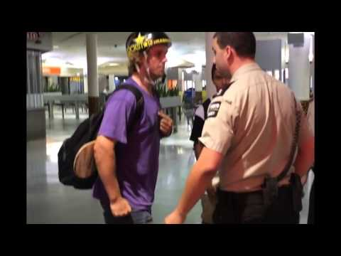 BMX Thugs Tyler Rizzi & Mike Depetrillo trespassing (Jackson Square) *MIRROR*