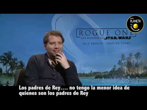 Rogue One: Mafe entrevistó en exclusiva a Gareth Edwards, director de la película