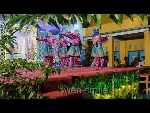 #Tarian #BudayaMelayu #Sambas Tari Zapin Pembuka MTQ Ke IV Kecamatan Sebawi 2021