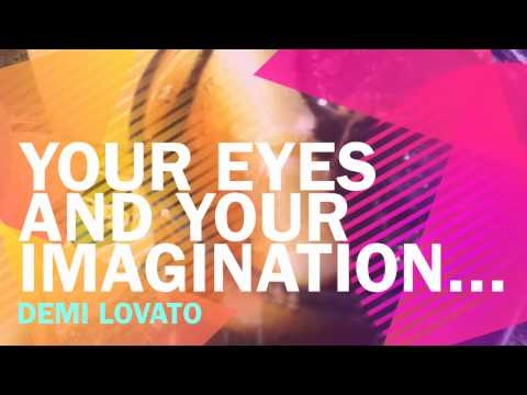 Demi Lovato - Work Of Art-Lyrics