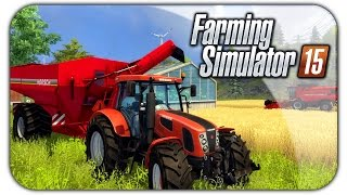 Rock&Graba - Farming Simulator 2015 (#1) Rolnik Graba
