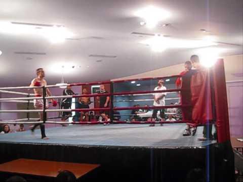 Darwin boxing gym
