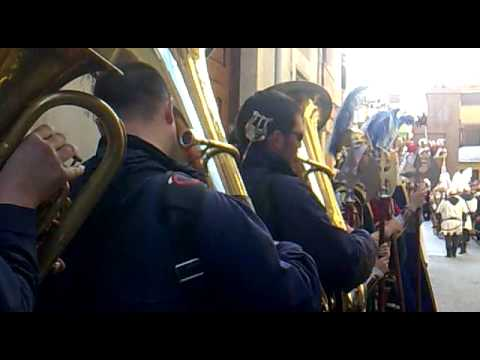 Llamada de la embajada de Biar por la Unió Musical Valladina ( 3 )
