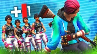 Download FaZe Highsky Hits a Trickshot with 1HP | Squads w/ Dad, & Jordan Fisher Mp3 and Videos