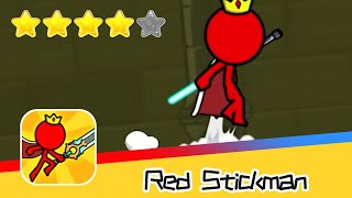 Red Stickman : Animation vs Stickman Fighting Day4 Walkthrough Recommend index four stars