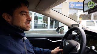 A Firenze la città dei taxi elettrici sulla Tesla Model S di Gregorio - DC