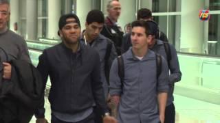FC Barcelona: trip to Valencia to play vs Levante