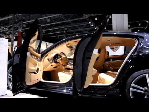 Porsche Panamera 2013 Exclusive Accessories Commercial Carjam TV HD Car TV Show