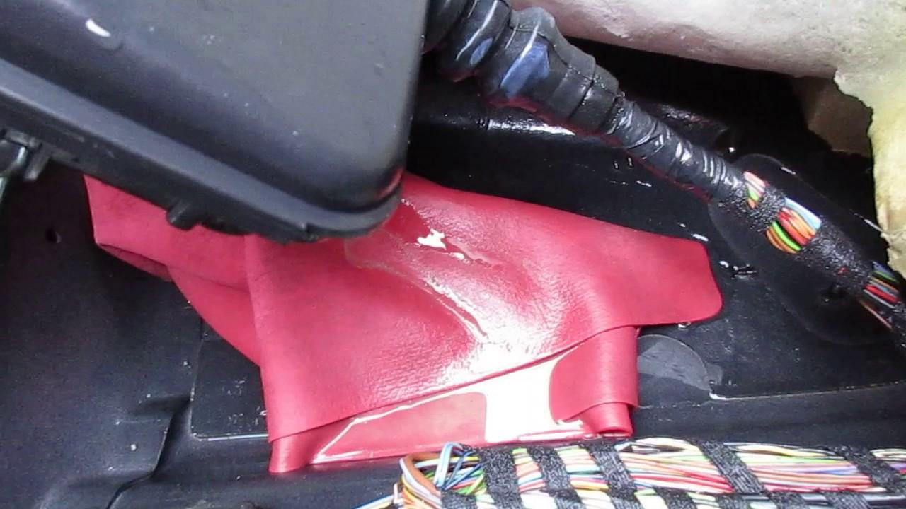 2000 Audi A4 Transmission Control Module Trouble