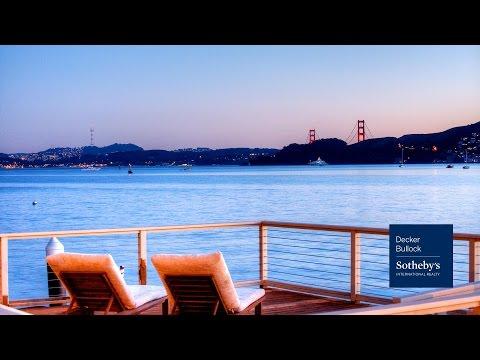 85 West Shore Road Belvedere CA | Belvedere Homes For Sale