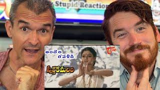 Swarna Kamalam - Telugu Songs - Andelu Ravali REACTION!!
