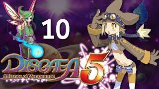Disgaea 5: Alliance of Vengeance [Part 10] - Item World, Gate Key (Chrono Trigger)