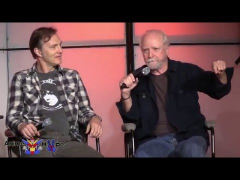 The Walking Dead Panel: David Morrissey & Scott Wilson  Denver Comic Con 2015
