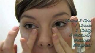 melanie reviews her perfect match from clinique