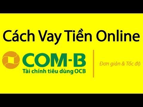 Vay Tiền Online Nhanh Trong Ngày Lãi Thấp | OCB - Cho Vay Tín Chấp