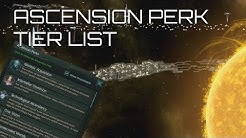 Stellaris - Ascension Perks Tier List
