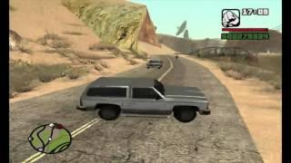 GTA San Andreas Карьер 100% прохождение 18+