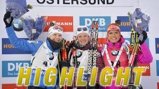 MARIE DORIN-HABERT I SPRINT OSTERSUND 2016 I HIGHLIGHT
