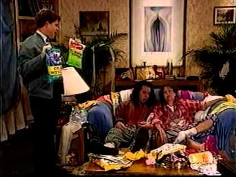 THE NEWZ USA; 1994 Chips Across America with Stan Quash, Nancy Sullivan