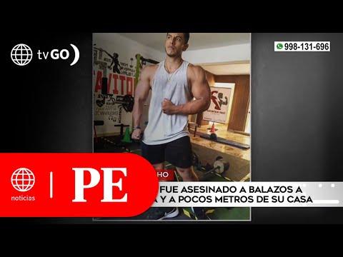 Quitan la vida a joven deportista a plena luz del día y a pocos metros de su casa | Primera Edición