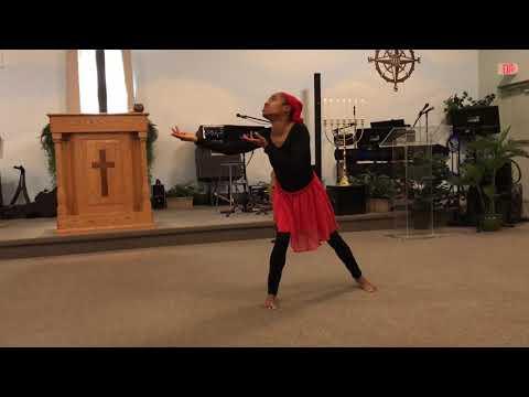 Worship Dance To Rebel Heart By Lauren Daigle