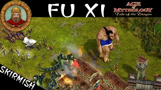Age of Mythology: Tale of the Dragon Gameplay Fu Xi