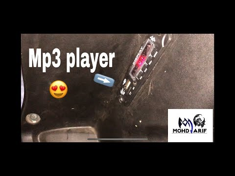 TVS Ntorq 125 Music - Universal Music System