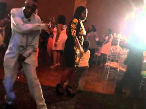 Reggae Wedding Reception Dance
